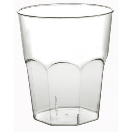 Verre Plastique à Cocktail Transp. PS Ø37mm 20ml (50 Utés)