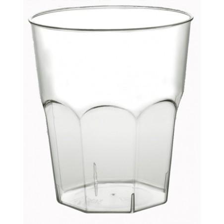 Verre Plastique à Cocktail Transp. PS Ø73mm 200ml (500 Utés)