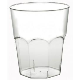 Verre Plastique à Cocktail Transp. PS Ø84mm 270ml (20 Utés)