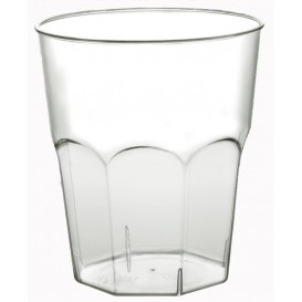 Verre Plastique à Cocktail Transp. PS Ø84mm 270ml (420 Utés)