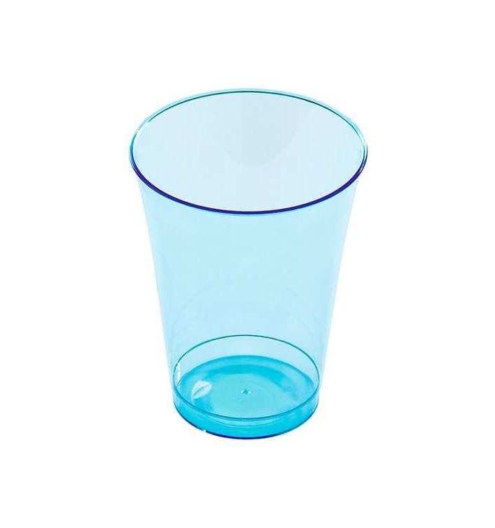 Verre Plastique Injecté Turquoise 230 ml (10 Unités)