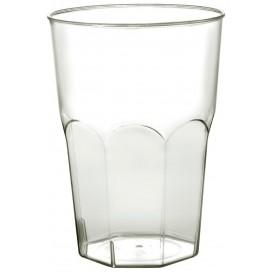 Verre Plastique à Cocktail Transp. PS Ø84mm 350ml (200 Utés)