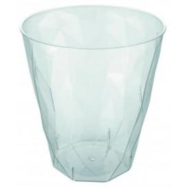 "Verre ""Ice"" PS Transparent Cristal 340ml (20 Utés)"