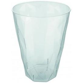"Verre ""Ice"" PS Transparent Cristal 410ml (420 Utés)"
