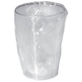 Verre Plastique Moon Emballé Transp. PS 230ml (500 Unités)