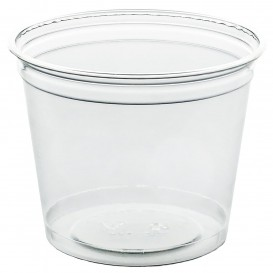 Gobelet Plastique Rigide en PET 215ml Ø8,1cm (1000 Unités)