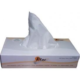 Mouchoir Facial Tissu 2 Épaisseur Boîte de 100 Utés (1 Étui)