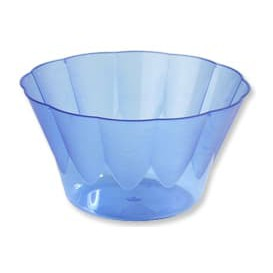 Coupe Royal pour cocktail 400ml Bleu (30 Unités)