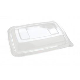 """Couvercle Plastique PET Barquette """"Vision"""" 165x230mm (75 Utés)"""