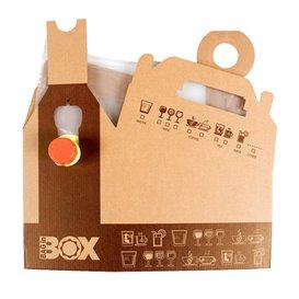 Thermos Jetable en Carton 3.000 ml (25 Unités)