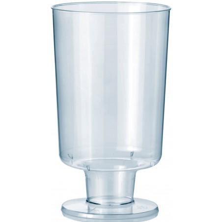 Verre à Pied en Plastique 150ml (264 Unités)