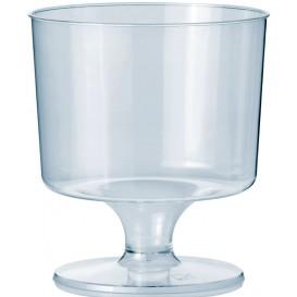 Verre à Pied en Plastique 170ml 1P (540 Utés)