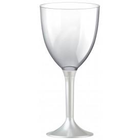 Flûte en Plastique Vin Blanc Perlé 300ml (200 Unités)