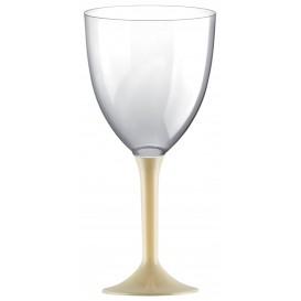 Flûte en Plastique Vin Creme 300ml (20 Unités)