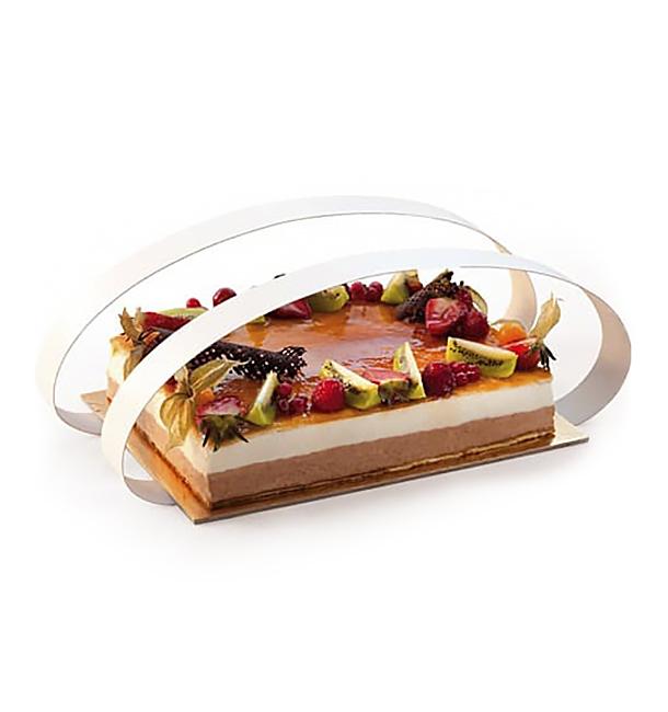 Bandes protège gâteaux 65x4 cm (5 Kg)