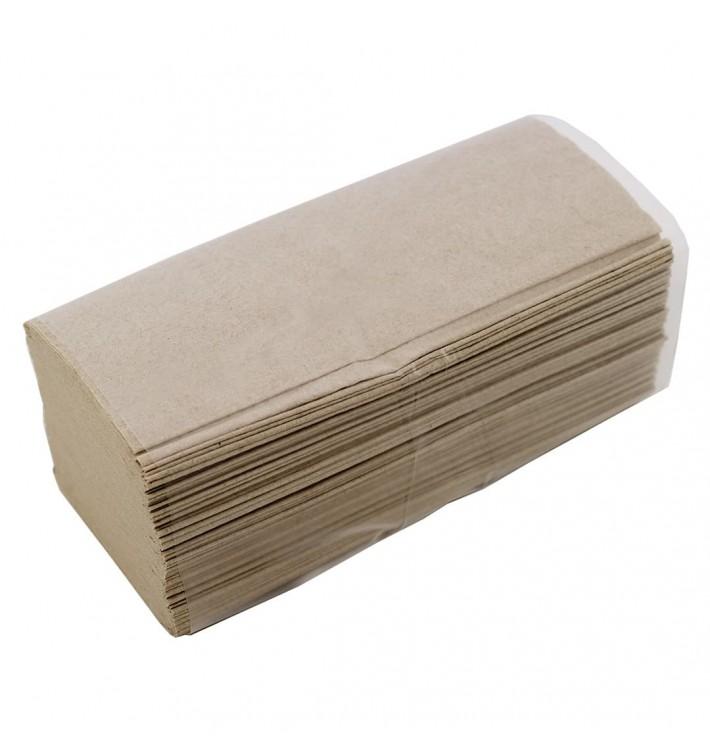 Essuie Mains Papier Tissu Eco 2 Epaisseurs Z (3.800 Utés)