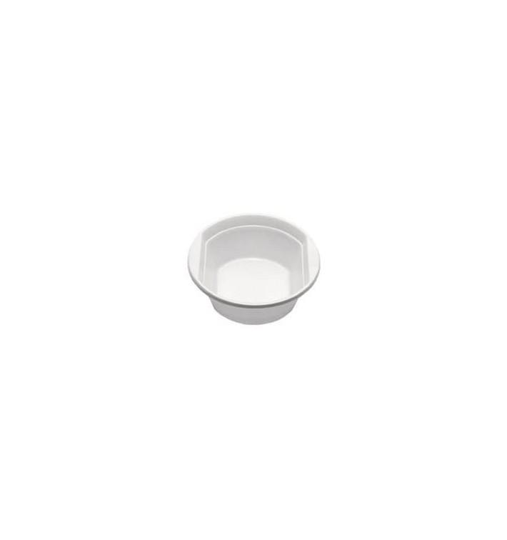 Bol en Plastique PS Blanc 300ml Ø11,9cm (100 Utés)