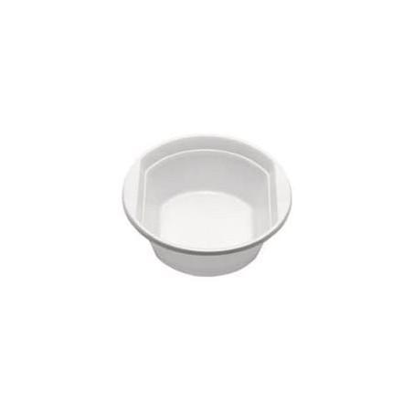 Bol Plastique PS Blanc 250ml (100 unités)