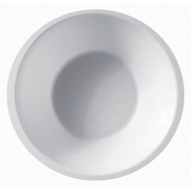 Bol en Plastique PP Blanc 450ml Ø15,5cm (600 Utés)