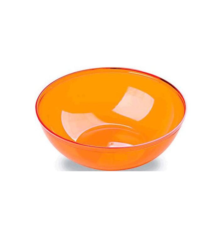 Bol PS Cristal Dur Orange 3500ml Ø27cm (20 Utés)