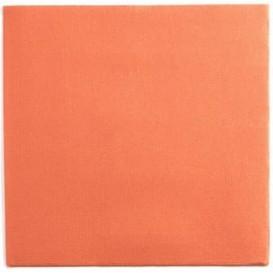 Serviette Papier Terracota 2E Molletonnée 33x33cm (1350 Utés)