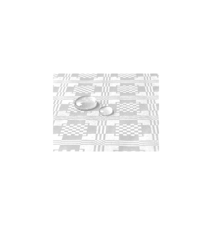 Nappe Imperméable en rouleau BLANC 1,2x5 mètres (10 Utés)