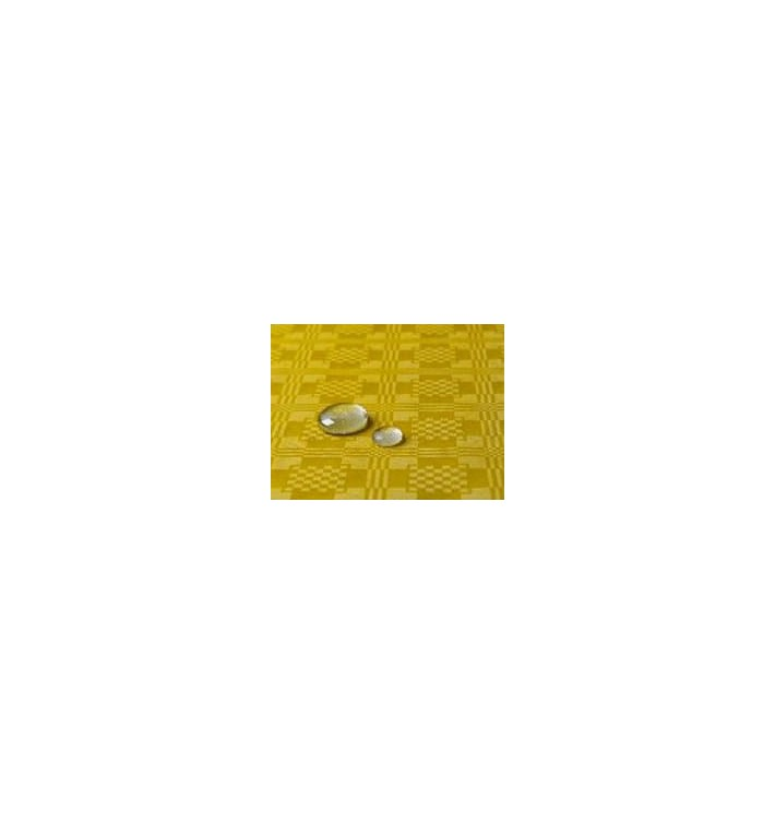 Nappe Imperméable en rouleau JAUNE 1,2x5 mètres (10 Utés)