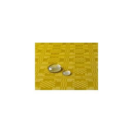 Nappe Imperméable en rouleau JAUNE 5x1,2 mètres (10 Utés)