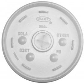 Couvercle Gobelet Isotherme FOAM Ø11cm (100 Unités)