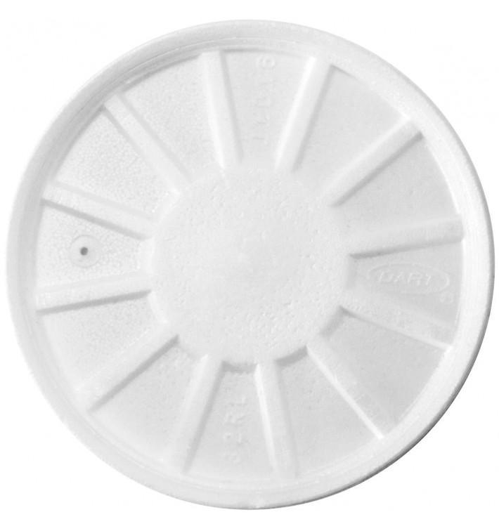 Couvercle Isotherme Ventilé Blanc Ø11,7cm (50 Utés)