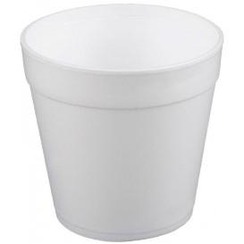 Pot en Foam Blanc 32OZ/950ml Ø12,7cm (25 Unités)