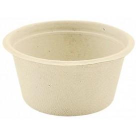 Pot Bio en Canne à Sucre Naturel 140ml (50 Utés)