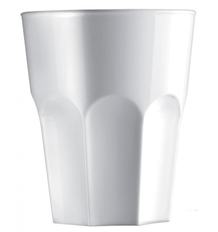 Verre Réutilisable SAN Rox Blanc 300ml (8 Utés)