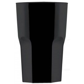 Verre Plastique Transparent SAN Ø85mm 400ml (75 Utés)