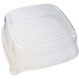 Couvercle Plastique Transp. pour Plateau 30x30x9cm (25 Utés)