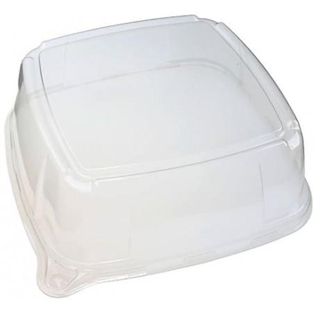 Couvercle Plastique Transp. pour Plateau 35x35x9cm (5 Utés)