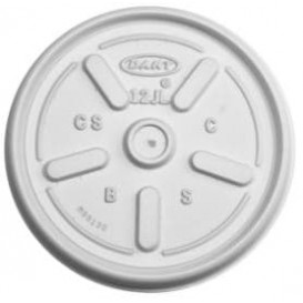 Couvercle Plastique pour Gobelet Isotherme Ø8,9cm (1000 Unités)