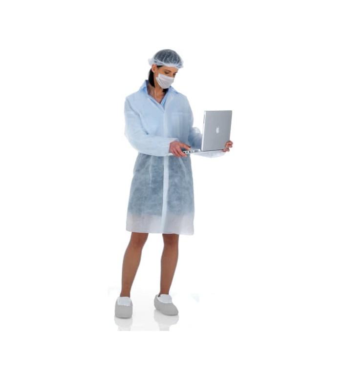 Kit de protection PP 3 pièces + Masques Blanc (100 Kits)