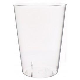Verre à cidre 600ml PS cristal Transparent (25 Unités)