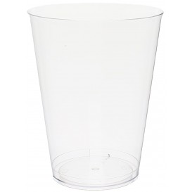 Verre Plastique 500ml PS cristal Transparent (500 Utés)