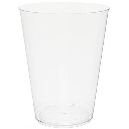 Verre Plastique 500ml PS cristal Transparent (25 Utés)