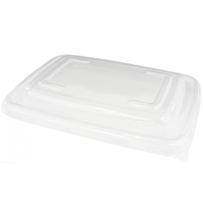 Couvercle en Plastique PP pour Barquette 230x165mm (50 Utés)