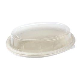 Couvercle Dôme Plastique PP pour Plateau 240x170mm (300 Utés)