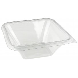 Bol en Plastique PET Impression 750ml 170x170x50mm (300 Utés)