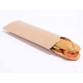Emballage à sandwich avec ouverture facile (25 Unités)