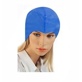 Bonnet à mèches en polyéthylène Bleu (2000 Utés)