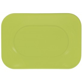 "Plateau PP ""X-Table"" Citron vert 330x230mm (60 Utés)"