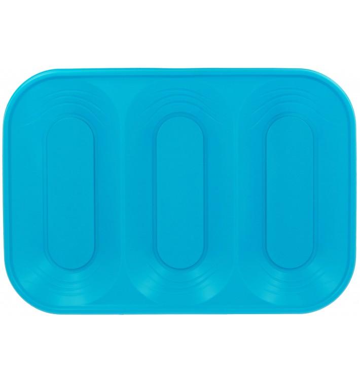 """Plateau PP """"X-Table"""" 3C Turquoise 330x230mm (30 Utés)"""