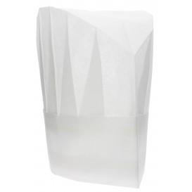 Toque en TST Continental Blanc (10 unités)