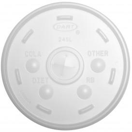 Couvercle Gobelet Isotherme FOAM Ø9,9cm (1000 Unités)